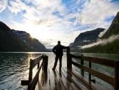 Udstationering og social sikring i Norge